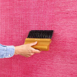Pintura de parede com texturas modelos dicas - Pinturas para decorar paredes ...