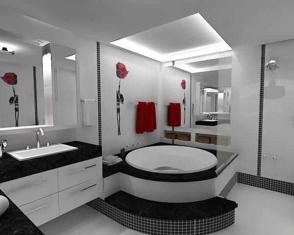 Projetos de Banheiros para Casais
