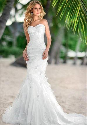Vestidos de Noiva Sereia 2013