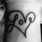 Tatuagens de Frases Delicadas