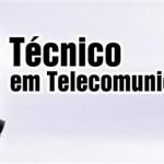 Curso técnico Telecomunicações SENAI