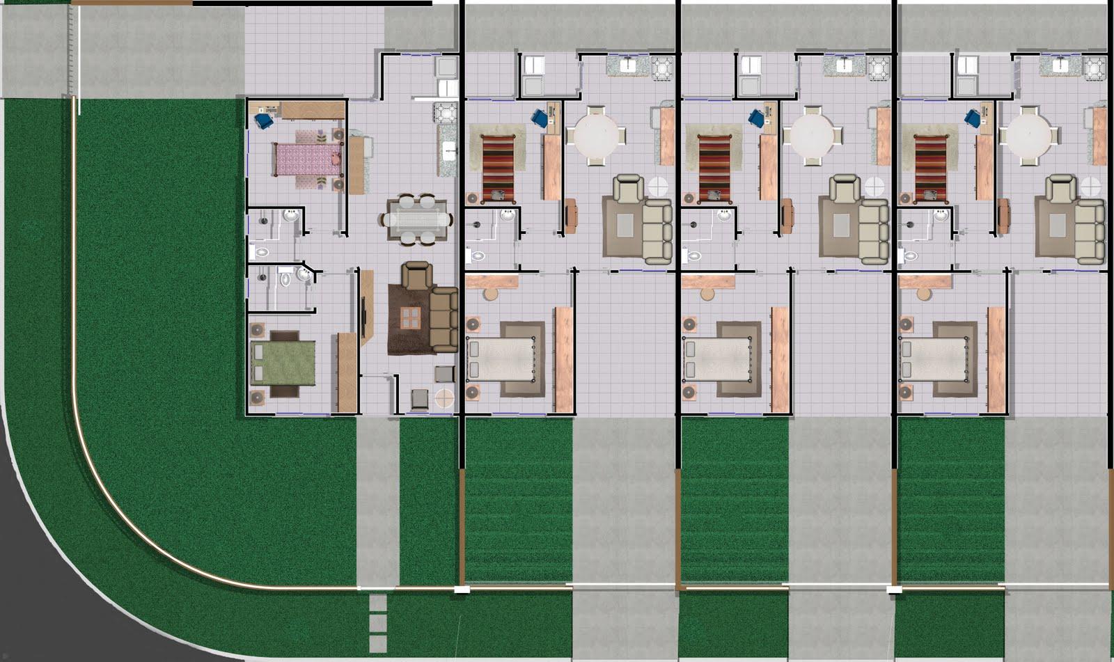 Desenhar Planta De Casa Online Pictures to pin on Pinterest #255B37 1600 951