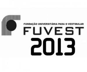 Vestibular Fuvest 2013