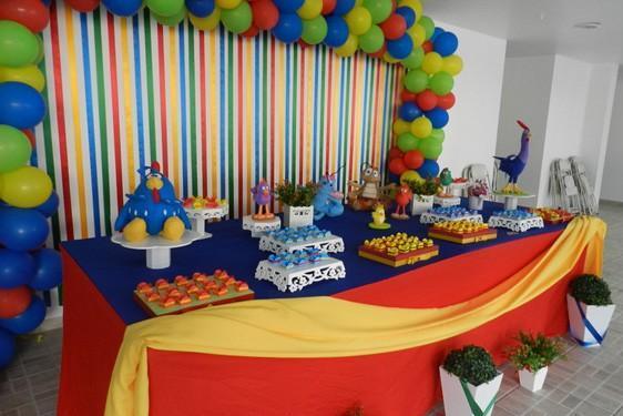 decoracao festa simples:Decoracao De Festa Infantil Simples