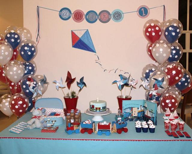 decoracao festa simples:Portanto faça uma decoração simples para festa infantil e saiba que