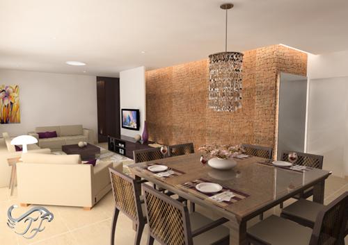 decoracao de sala janta:capriche na sua decoração de sala de jantar conjugada com sala de
