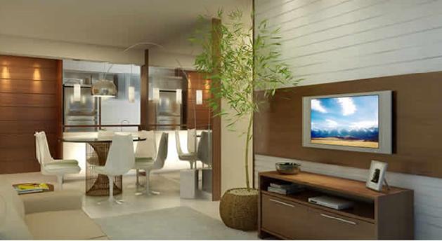 Decorar Sala De Tv E Jantar ~ na sua decoração de sala de jantar conjugada com sala de estar e