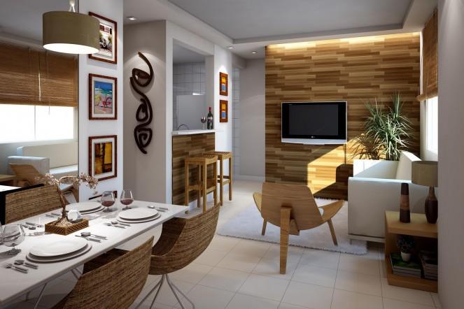 decoracao de sala estar : decoracao de sala estar:decoracao-de-sala-de-jantar-conjugada-com-sala-de-estar-5