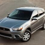 2013 Mitsubishi Outlander Sport Facelift Front Side