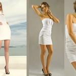 Vestidos Brancos Para o Réveillon 2014