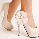 Sapatos para Noivas Moda 2013