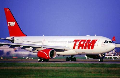 Passagens Aéreas TAM Promoção