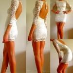 Vestidos de Renda 2013