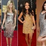 Vestidos Brilhantes Moda 2013: Fotos, Modelos