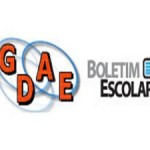 Boletim Escolar SP GDAE