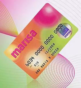 Cartão Lojas Marisa