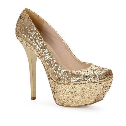 Como Fazer Sapato com Glitter