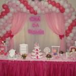 Decoração de Chá de Bebês para Meninos e Meninas – Fotos, Tendências 2013