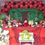 Decoração para Festa Infantil Tema Joaninha: Fotos, Modelos