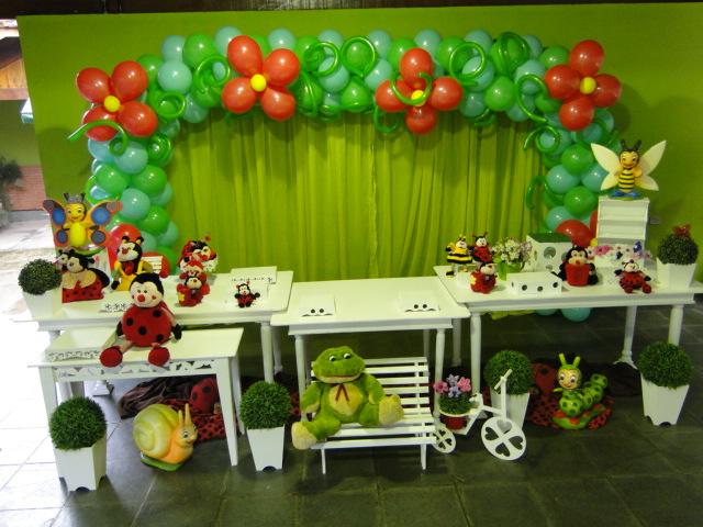 decoracao de festa infantil jardim das joaninhas:decoracao provencal tema joaninha festa joaninha Car Tuning