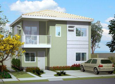 Fachadas de casas coloniais - Casas on line ...