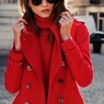 Modelos de Casacos Inverno Moda 2013