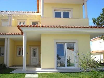 Fachadas de casas coloniais - Fachadas de viviendas sencillas ...