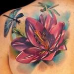 Tatuagens de Flores – Fotos, Modelos
