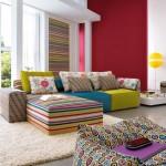 Decoração Colorida Para Casa