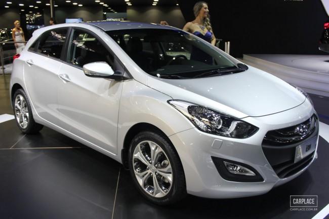 Novo Hyundai i30 2014 - Novidades, Preços e Fotos