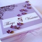 Caixa para Convite de Casamento – Fotos, Onde Comprar