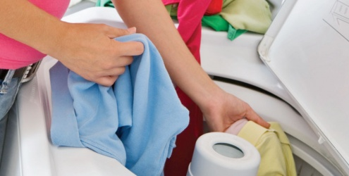 Como Lavar Roupas