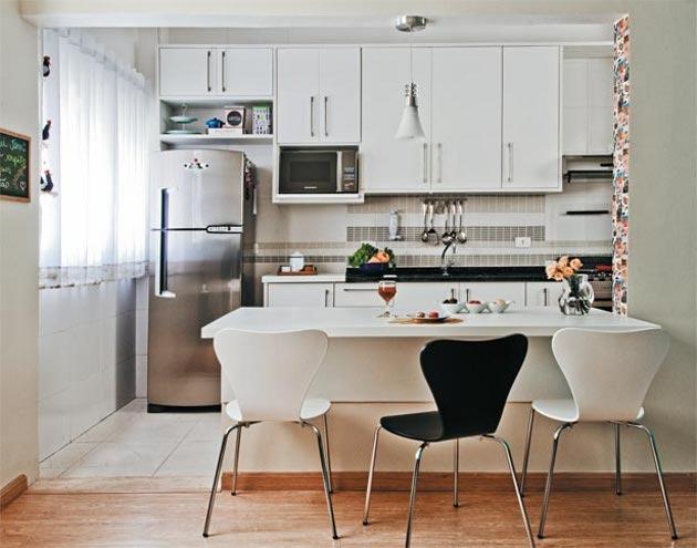 decoracao de apartamentos pequenos simples : decoracao de apartamentos pequenos simples:Decoracao De Cozinha Americana