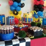 Decoração Festa Infantil Hot Wheels