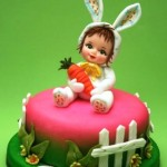 Bolo de Aniversário Infantil Decorado