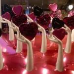 Decoração Loja Dia dos Namorados