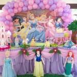 Festa Infantil das Princesas – Dicas para Decorar, Fotos, Modelos