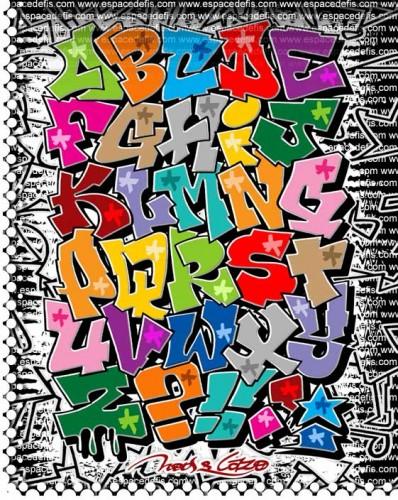Letras de grafite fotos imagens for Immagini graffiti hd