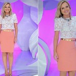 Modelos de Blusas de Renda Moda 2013