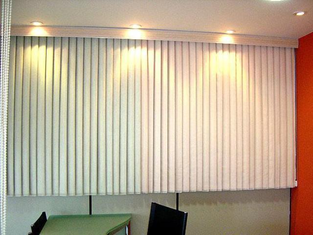 Modelos de cortinas para escrit rios for Modelos de cenefas para cortinas