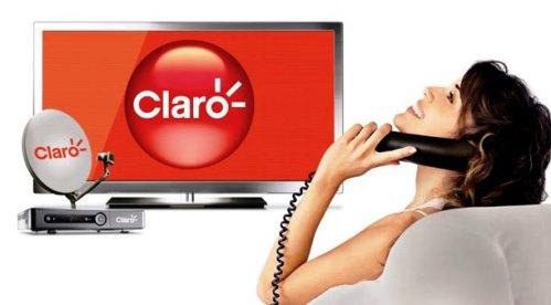 Pacotes Claro TV