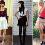saias-acinturadas-moda-2014