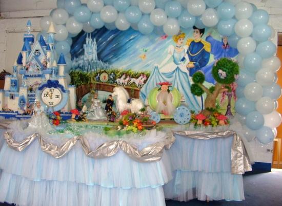 decoracao-de-festa-de-aniversario-tema-Cinderela-8