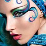 Maquiagem Exótica – Fotos, Como Fazer