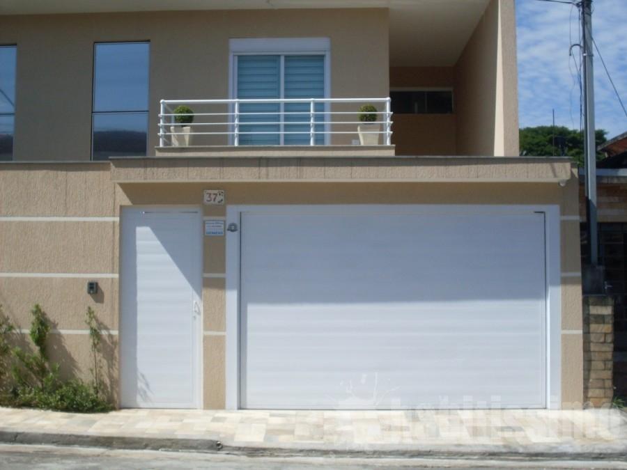 Muito Modelos de Portões para Garagem residencial EV75