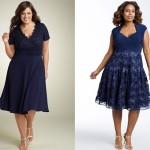 Modelos de Vestidos Plus Size para Senhoras