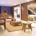 Decoração de Casas com Móveis de Madeira