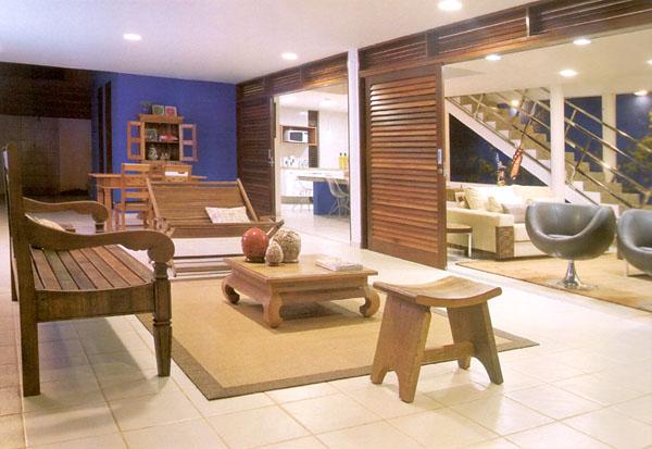 decoracao-de-casas-com- moveis-de-madeira-2