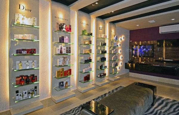 decoracao de sala lojas : decoracao de sala lojas:Dicas para Decorar uma Loja de Perfumes