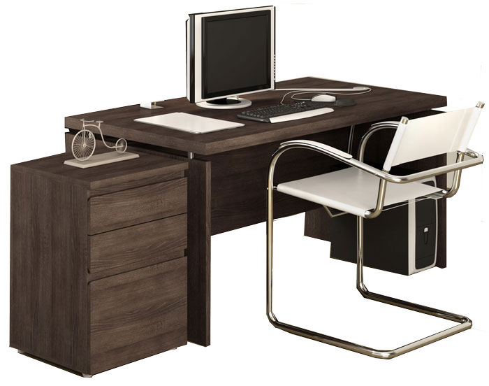 Modelos de mesas para escrit rio - Escritorio de mesa ...